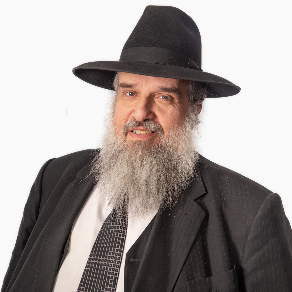 Rabbi Peretz Jaffe